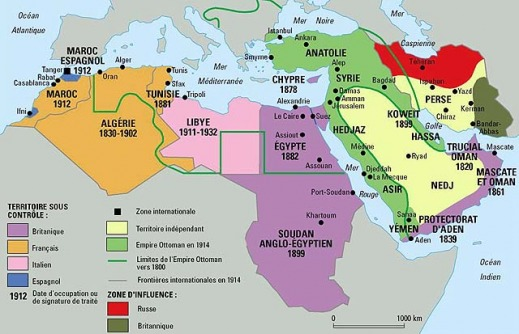 The Middle East - World History Two
